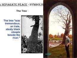 separate peace symbols