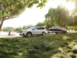 Venza Towing Capacity Chart Will New Subaru Ascent 2 4l 4 Cyl Have Enough Power For