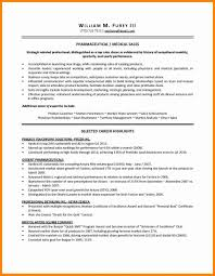 Medical Sales Resume Examples Medical Sales Resume Sample New Hope Stream Wood Examples Device 46
