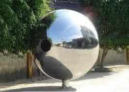 Stainless Steel Decorative Balls Outdoor Metal Sculpture Stainless Steel Decorative Balls For Yard 28