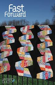 Jaybird Quilts Quilting Pattern - Fast Forward | The Quilted Castle &  Adamdwight.com