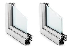double paned glass