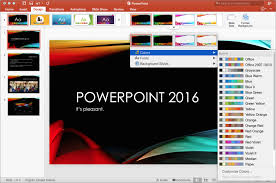 Powerpoint 2016 For Mac Review New Interface And Features