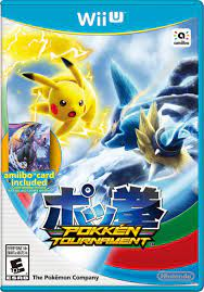 Battle as a Pokémon in Pokkén Tournament for Wii U