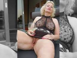 Blonde german grannies nude