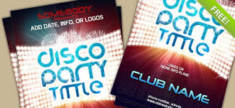 poster psd free psd poster template for club event psd files vectors