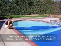 pool covers for irregular shaped pools. Contemporary Irregular SOLAR ROLLER  POOL COVER REMOVER  Affordable And Nothing On Your Deck Inside Pool Covers For Irregular Shaped Pools
