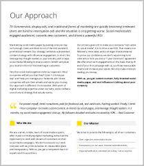 Social Media Strategy Proposal - 7+ Free Word, PDF Documents ...