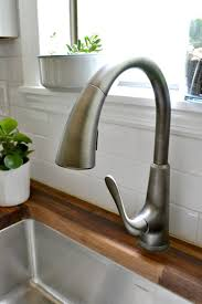 Kitchen Details The Faucet • The Ugly Duckling House