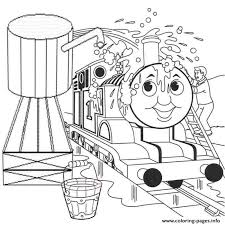Small Picture Washing Thomas Train Colouring Pages To Print9634 Coloring Pages