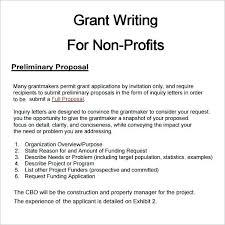 Sample Budget Plan For Non Profit Non Profit Proposal Template Infekt Me