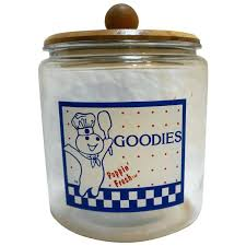glass cookie jars goos glass cookie jar wood lid advertising vintage glass cookie jars like khloe glass cookie jars