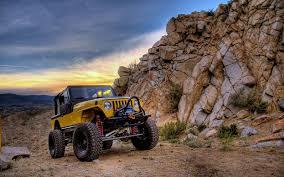 jeep cars rocks desert motors hills force strength fun wallpaper
