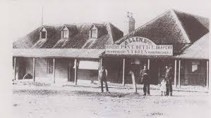 dapto post office. Allen Bros Post Office Store And Residence Karamia C.1870. Dapto