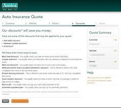 Amica Insurance Quote Gorgeous Amica Auto Insurance Quote New Car Insurance Quotes Ideas