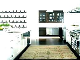 rug in kitchen with hardwood floor area rugs for floors best kitchener waterloo