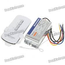 by a7 wireless remote control light switch