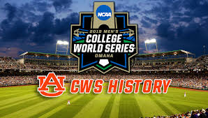 Auburn's College World Series Uniform History - Auburn Uniform ...