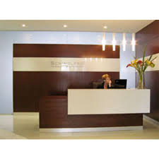 name reception desk manufacturer refined existence in space notes gany veneered desk with surino counter top