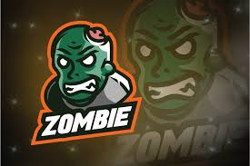 Download this free vector about collection of zombie silhouettes, and discover more than 9 million professional graphic resources on freepik. Zombie E Sport Logo Graphic By Remarena Creative Fabrica