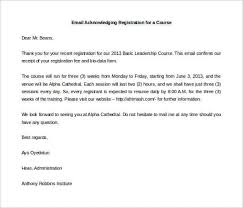 32 Acknowledgement Letter Templates Free Samples Examples Letter Of