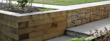 Small Picture Using gabions as retaining walls a garden design case study