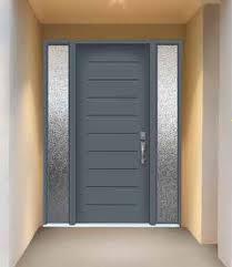 Imposing Latest Minimalist Home Door Model Sweetlooking Windowrame