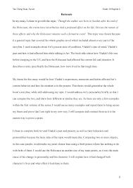 maus essay geralismyp english a 2