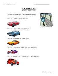 First Grade Reading Comprehension Worksheets   Page 2 of 7   Have ...