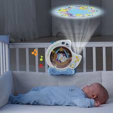 Musical Light For Babies Musical Dreams Light Projector 3 Modes Will Lull Baby With