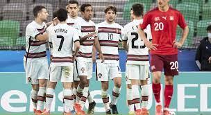 Uefa works to promote, protect and develop european football. Suica Portugal O Euro Sub 21 Em Direto