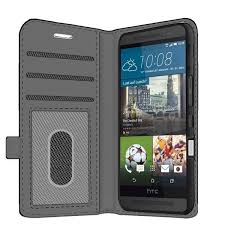 htc one m9 custom wallet case front printed
