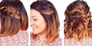 účesy Pro Krátké Vlasy Jak To Udělat Doma Nápady Na Jednoduché A