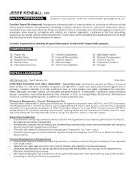 Example Of A Professional Resume 12 Administrative Professional