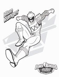 Top 35 Free Printable Power Rangers Coloring Pages Online Dino