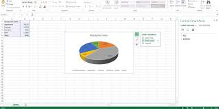 Excel 2013 Pie Chart Labels How To Create And Label A Pie Chart In Excel 2013 8 Steps