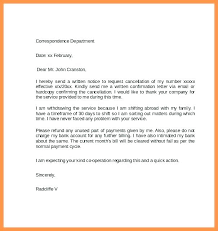 Gym Membership Cancellation Letter Template Writing A Terminate 3 4