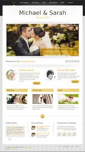 15 Beautiful Wedding Website Templates Download New Themes And