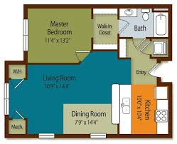 One Bedroom Apartment For Rent In Harrisonburg, VA   The Shenandoah