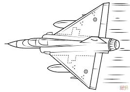Coloriage Mirage 2000 Coloriages Imprimer Gratuits