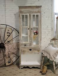 farmhouse chic furniture. Painted Cottage Chic Shabby Farmhouse Cabinet Furniture G