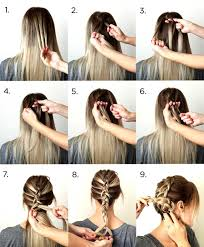 Hairstyle Yourself easy hairstyles to do yourself for school excellence hairstyles 7992 by stevesalt.us