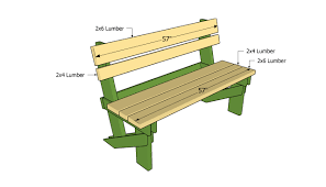 attaching the slats free garden plans how to build