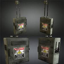 all 3dmodels com sharing 3d models flawlessy through all marketplaces electrical box fuses 3d model electric, electric box, electricity, enviroment, fps, fuse, fuse