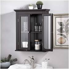 glitzhome wooden wall storage cabinet