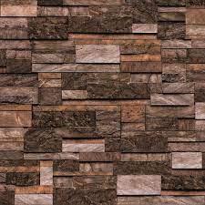 Modern Design 3D Brick Wall Vinyl ...