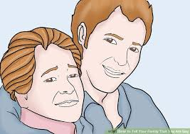 How to tell people your gay