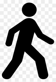 Person Walking Clipart Transparent Png Clipart Images Free Download