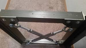 industrial furniture legs. Industrial Table Legs - Desk Metal Unique I Beam Furniture