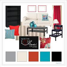 Red Black And Cream Living Room Living Room Red Black Cream Gray And Tealcould Be Cute